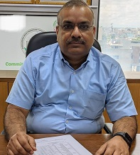 <h5>Engr. Animesh Jain</h5><p>General Manager, NTPC Limited</p>